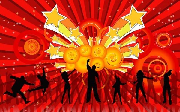 Dance-Party-Vector-Design-600x375